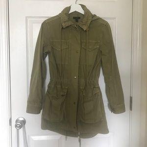 Jcrew Utility Jacket Size XXS